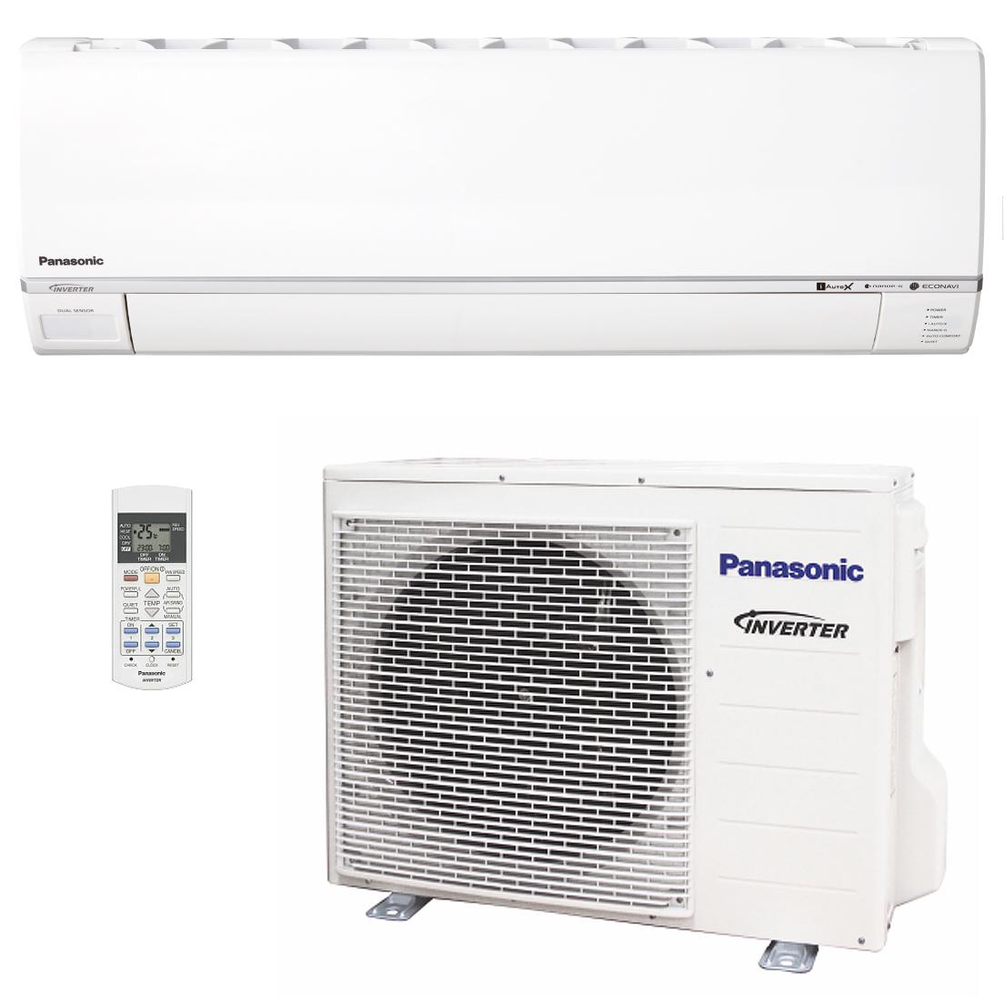Panasonic CS-E12RKDW/CU-E12RKD (Малазия)