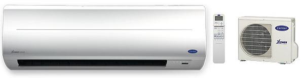 Сплит-система CARRIER серии UQV_M INVERTER  42UQV025M