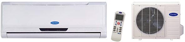 Сплит-система CARRIER серии LUVHK. DC Inverter 42LUVH034K