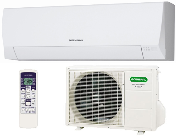 Сплит-система General Eco3 Inverter ASHG09LLCC