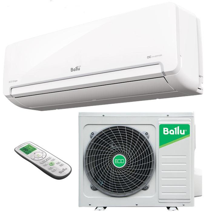 Ballu ECO EDGE DC Inverter BSLI-07HN1/EE/EU